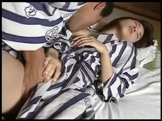 KUROSAWA AYUMI ENJOY SEX HANDSOME JAPANESE GUY TAD-8802